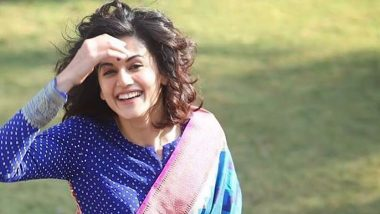 Taapsee Pannu Is Upset with Class XI CBSE Syllabus That Deleted Chapters on Federalism, Citizenship, Nationalism and Secularism