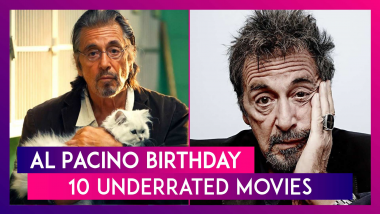 Al Pacino Birthday: 10 Underrated Movies Of The Actor You Should Not Miss