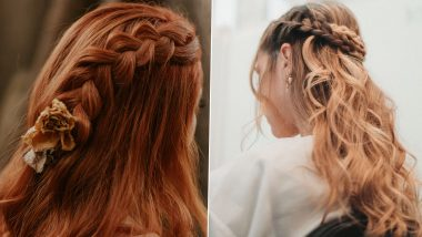 Easy Braid Hairstyles To Try At Home During Quarantine From Classic French Fishtail Plaits To Reverse Waterfall Braids Check Out Quick Diy Tutorial Videos Latestly