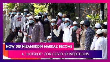 What Is The Link Between Tablighi Jamaat's Markaz Nizamuddin And Some COVID-19 Positive Cases In India?