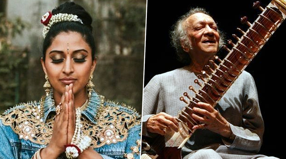 Rapper Raja Kumari Shares a Throwback Pic as a Tribute to Late Legendary Musician Pandit Ravi Shankar