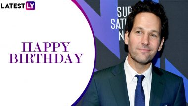 Paul Rudd Birthday: 7 Ant-Man Moments That Will Make You Fall In Love With His Marvel Movies All Over Again!