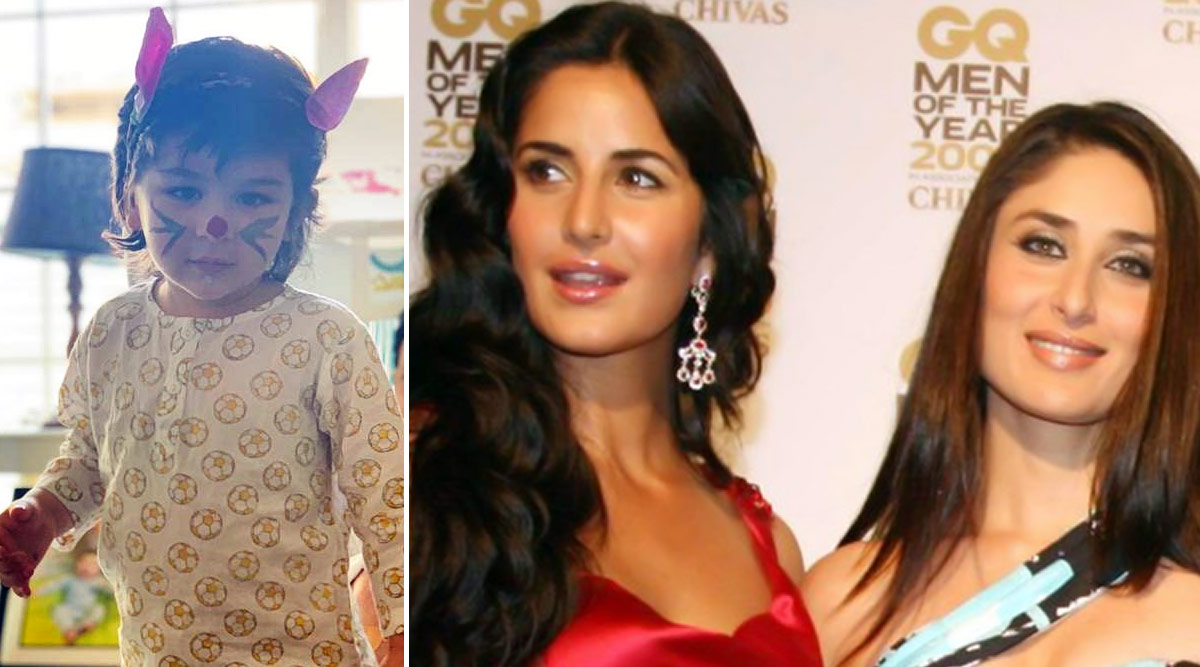Katrina Kaif Is All Hearts for Kareena Kapoor's 'Easter Bunnies for Life' (View Pic)