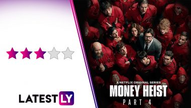 Series Review: Money Heist Season 4