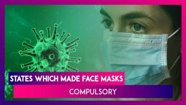 Coronavirus In India: Uttar Pradesh, Maharashtra, Delhi, Chandigarh, Odisha Make Masks Compulsory