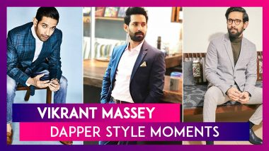 Vikrant Massey Birthday Special: Dapper Style Moments Of  Effortless Swag & Class!