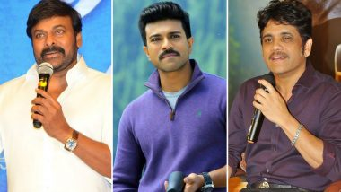 Chiranjeevi, Nagarjuna, Ram Charan Urge People to Light Lamps on PM Modi's '9 PM 9 Mins' Appeal