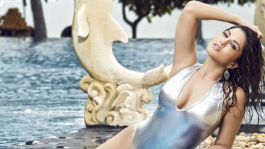 Sunny Leone's Hot Picture in a Monokini is Like a 'Silver' Lining to Our Dark Clouds These Days (View Pic)
