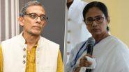 Nobel Laureate Abhijit Banerjee to be Part of Mamata Banerjee's Global Advisory Committee to Tackle Coronavirus Crisis