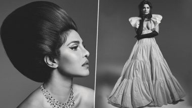 Priyanka Chopra's New Pictures from her Recent Photoshoot Are a Perfect Example of Modern Style Meeting Vintage Flair!