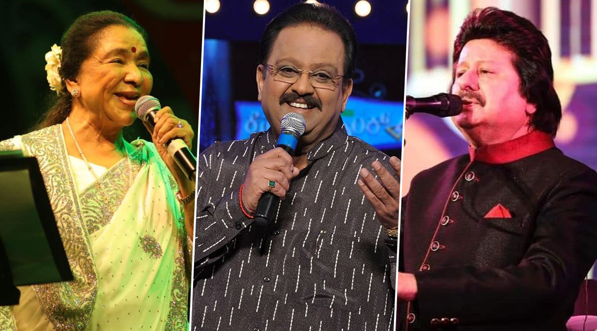 Asha Bhosle, SP Balasubramaniam, Pankaj Udhas and Other Popular Singers Unite for a Virtual Concert to Pay Tribute to COVID-19 Warriors