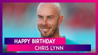 Chris Lynn Birthday Special: Lesser-Known Facts About The Swashbuckling Australian Batsman