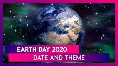 Earth Day 2020: Date, Significance And Theme Of The Day That Promotes Environmentalism