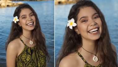 Moana Star Auli'i Cravalho Comes Out as Bisexual on TikTok Lip-Syncing to This Eminem Song!