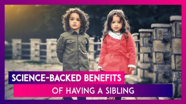 Ways Siblings Make You Happier And Healthier According To Science: National Siblings Day 2020