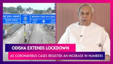 Odisha Extends State Lockdown Till April 30 As Coronavirus Cases Rise To 5,865 In India