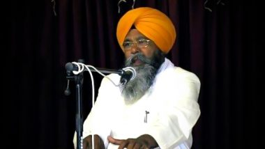 Nirmal Singh Khalsa, Former Hazoori Raagi of Golden Temple & Padma Shri Awardee, Tests Positive For Coronavirus in Amritsar