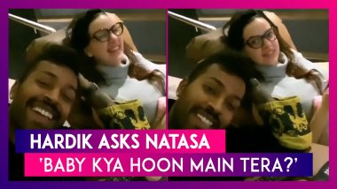 Hardik Pandya To Natasa Stankovic, 'Baby Kya Hoon Main Tera?' & Other Updates On Celebs In Lockdown