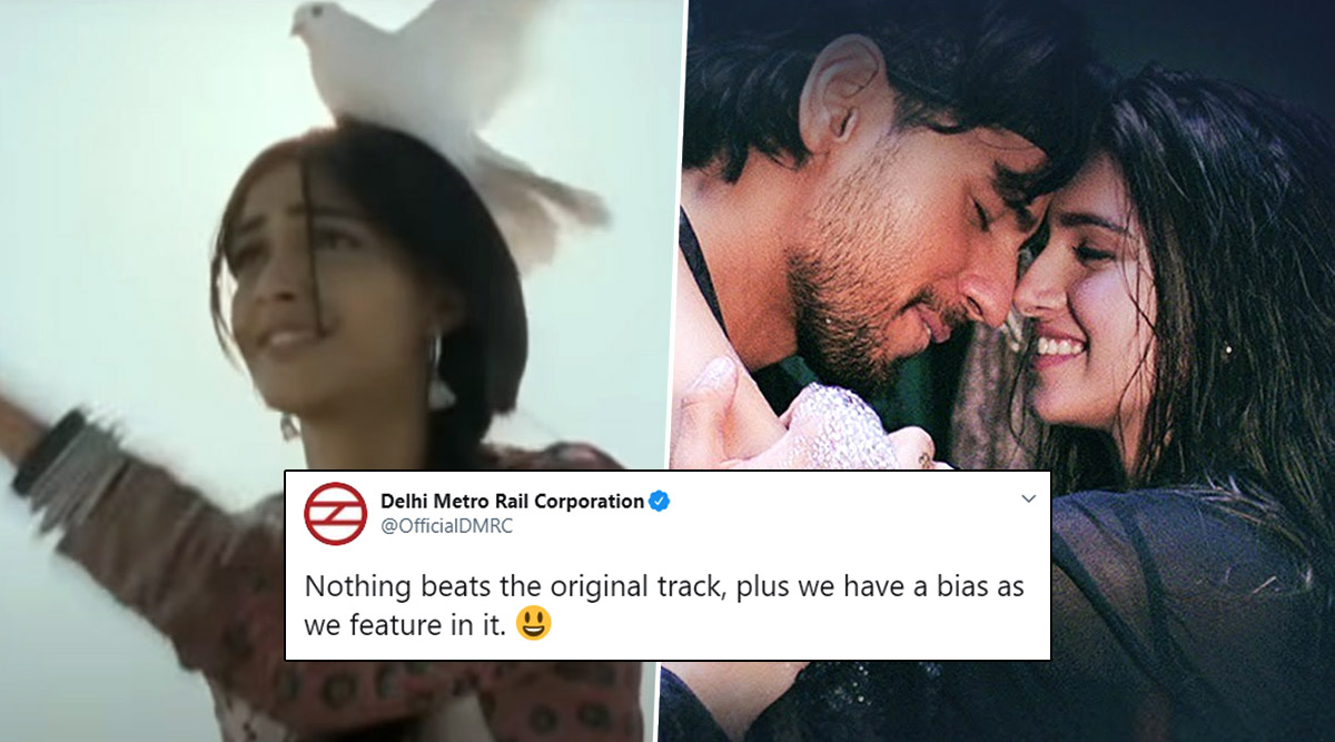 Masakali 2.0: Sorry T-Series! Even Delhi Metro Rail Corporation Is a Fan of AR Rahman's Original Delhi-6 Song and They Have a Special Reason for That!