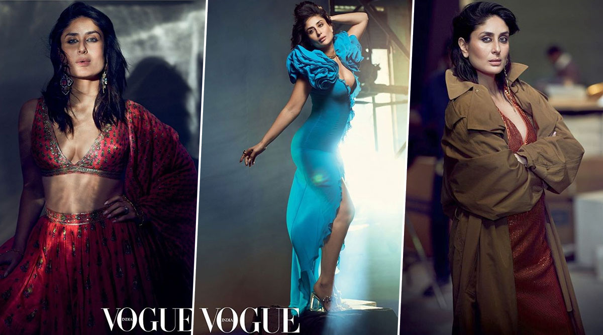 Kareena Kapoor Khan is All Things Classy and Fabulous in her New Vogue India Photoshoot (View Inside Pics)