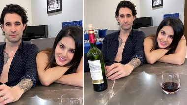 Sunny Leone andHusband Daniel Weber Enjoy a Date Night Amid Lockdown and the Venue is Extra Special! (View Pic)