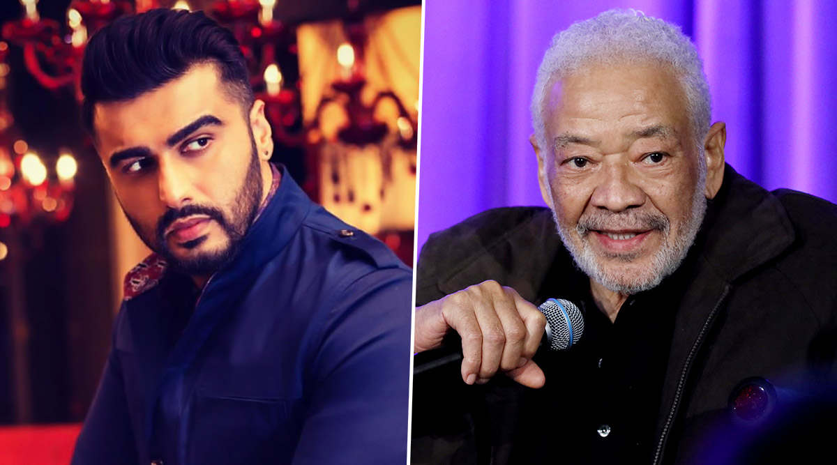Arjun Kapoor Bids Emotional Adieu to Late Legendary Singer Bill Withers
