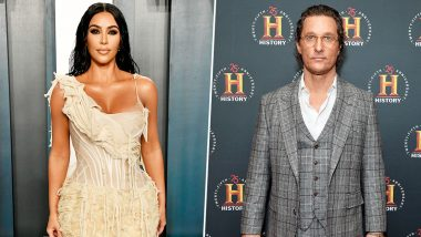 Kim Kardashian, Matthew McConaughey Visit Online College Classes During COVID-19 Pandemic