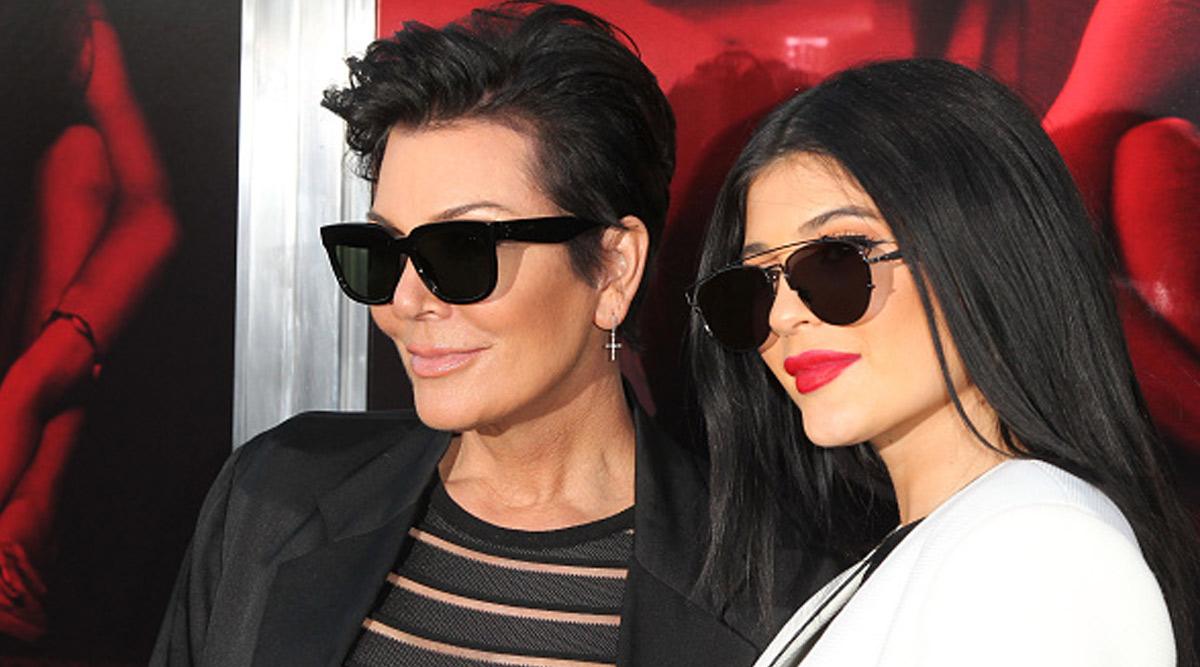 Kylie, Kris Jenner Make TikTok Debut, Recreate Iconic Kourtney Kardashian Moment