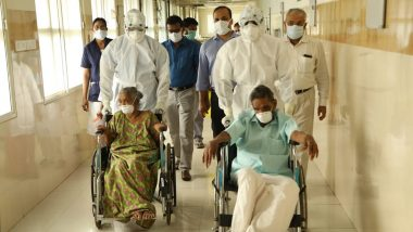 India's Oldest COVID-19 Patient, 93-Year-Old Thomas Abraham, Discharged From Hospital in Kerala After Recovery (View Pic)