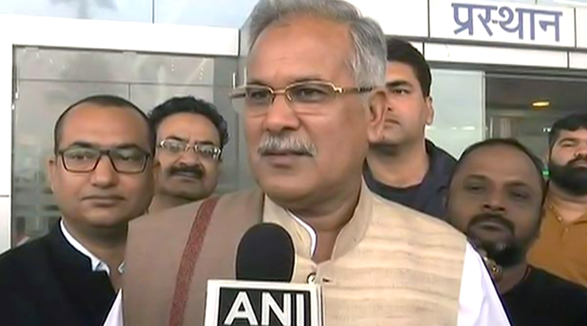 Rahul Gandhi's Alertness Played Major Role in Combating COVID-19 in Congress Ruled States, Says Chhattisgarh CM Bhupesh Baghel