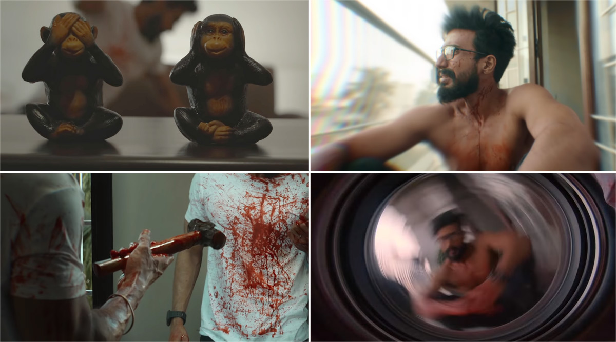 Mohan Das Title Announcement Teaser: Vishnu Vishal's Next Looks Intriguing and Terrifying at the Same Time (Watch Video)