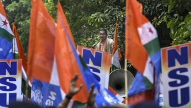Promote University Students Without Examinations: Congress' Student Wing NSUI