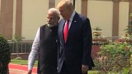 PM Narendra Modi, Donald Trump Discuss India-China Face-Off Along LAC in Ladakh During Telephonic Conversation