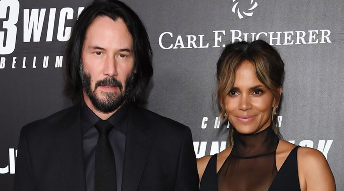 Halle Berry Says She Did Keanu Reeves' John Wick 3 to Kick Ageism in the Face