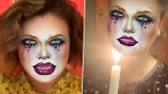 Rakhi Sawant Wants You to Light Candles and Diyas Tonight at 9 Pm in Her Obnoxious Style Yelling 'Bhag Corona'! And We Wonder If She's Celebrating Halloween