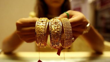Gold Price Today: Price of Yellow Metal Slips to Rs 52,596 per 10 gram, Silver Rate Down to Rs 70,345 per kg