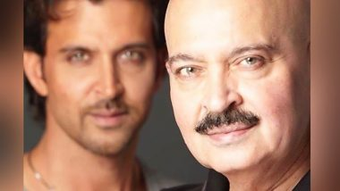 Hrithik Roshan Says Coronavirus Should Be Afraid Of His Father Rakesh Roshan