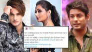 Are Some Fans of Bigg Boss 13's Asim Riaz, Rashami Desai and Sidharth Shukla Taking Advantage of COVID-19 Outbreak? These Suspiciously Similar Tweets Make Us Feel So!