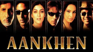 Amitabh Bachchan, Sushmita Sen- Starrer 'Aankhen' Turns 19: Director Vipul Shah Recalls Being Told Film Would Flop