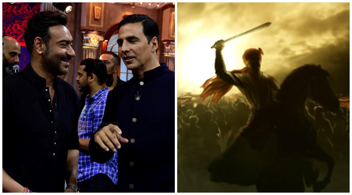 Ajay Devgn Birthday Special Trivia: Before Akshay Kumar, Did You Know His Sooryavanshi Co-Star Was to Play Prithviraj Chauhan?