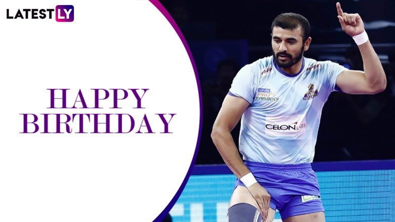 Ajay Thakur Birthday Special: Lesser-Known Facts About the Indian Kabaddi Superstar