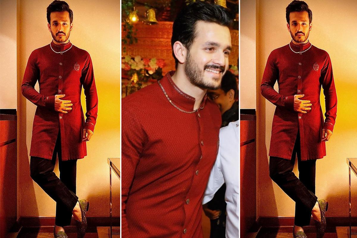 Akhil Akkineni Fashion Moments