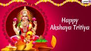 Akshaya Tritiya 2021 Dos and Don'ts: Inauspicious Things You Should Avoid on Akha Teej, Dedicated to Maa Lakshmi and Lord Vishnu