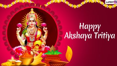 Akshaya Tritiya 2021 Dos and Don'ts: Inauspicious Things You Should Avoid on Akha Teej, Dedicated to Maa Lakshmi and Lord Vishnu
