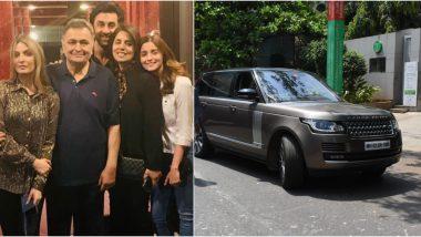 Rishi Kapoor Passes Away: Alia Bhatt Arrives at the Hospital to Support Beau Ranbir Kapoor and Family