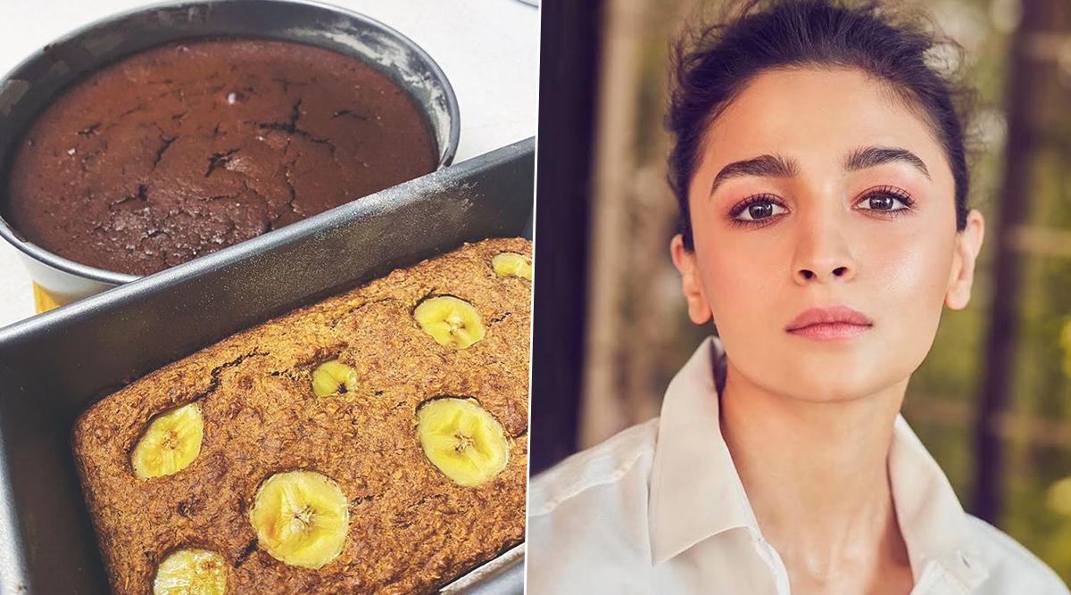 Alia Bhatt Bakes a Grain Free Paleo Banana Bread, and It Looks Delicious (View Pics)