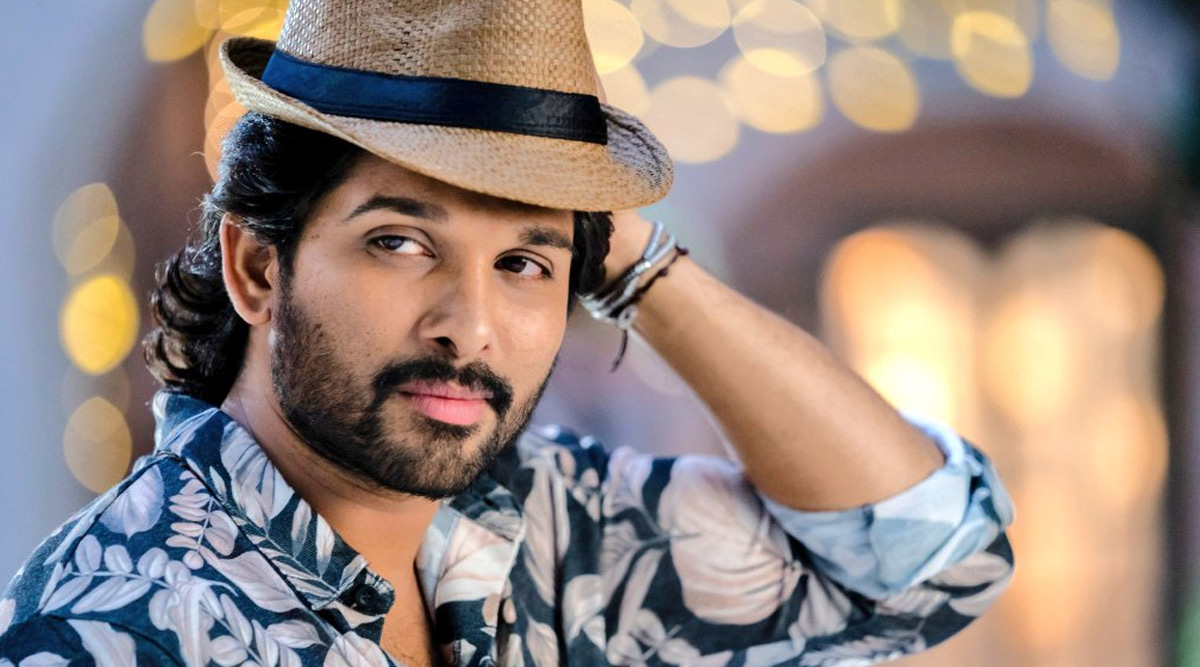 Allu Arjun Fans Trend #HappyBirthdayAlluArjun Hours Ahead Of His Birthday; Shower Him With Lovely Wishes on Twitter