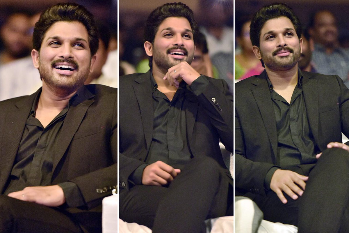 Happy Birthday, Allu Arjun! A Fabulously Crafted Fashion ...