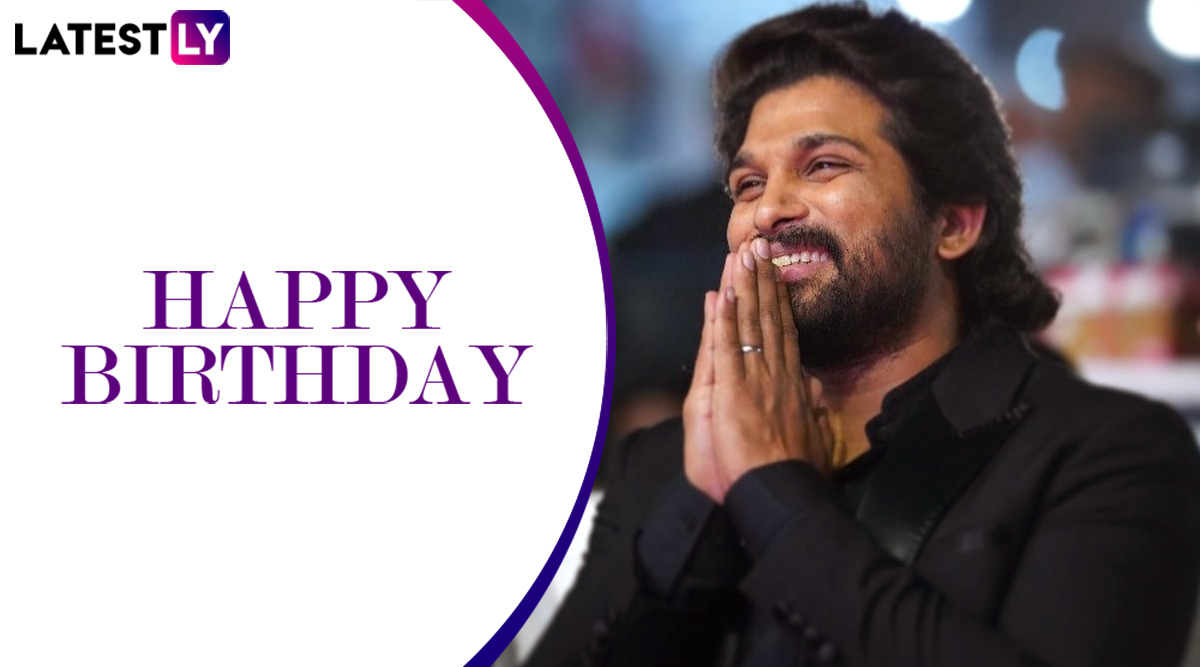 Allu Arjun Birthday Special: 5 Dance Numbers of The Ala Vaikunthapurramuloo Actor That Will Make You Hit The Dance Floor ASAP (Watch Videos)