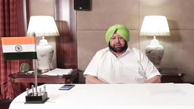 Punjab Hooch Tragedy: CM Amarinder Singh Orders DCs, SSPs of Tarn Taran, Amritsar and Gurdaspur to Take Strict Action Against All Accused